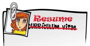 Tutorial como hacer un curriculum vitae en word